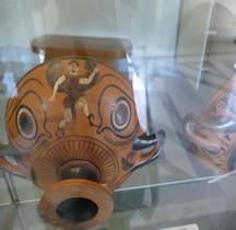 Grèce Attique Céramique Kilix Yeux  SCV