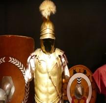 2.1 République Infanterie Officier Ie-siècle Av JC Rome Gladiator Museum