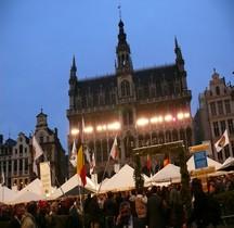 Bruxelles Grand Place Maison du Roi