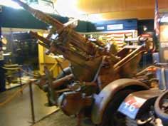 Canon Anti Aérien 3.7 cm  Flak 36 Bayeux