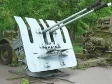 Canon Anti Aérien 3.7 cm Flakzwilling M43U