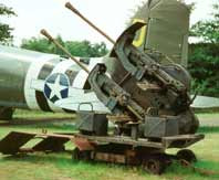 Canon Anti Aérien 3.7cm Flakzwilling 43