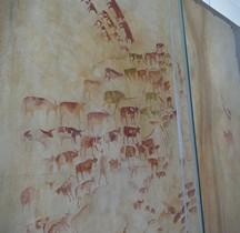 Algerie Tassili n'Ajjer Peintures Rupestres Néolothiques  MH Paris