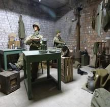 Bastogne Barracks Exterieurs  Bastogne Barrack Bastogne Barrack  PC General McAuliffe Chambrée