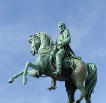 Seine Maritime Rouen Place de Gaulle Statue Napoleon Gabriel-Vital Dubray