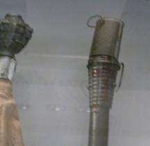 1°GM 1916 Grenade P 4 modèle 1916 Paris