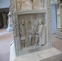 Rome Monument Funéraire Tombe Familiale Trèves