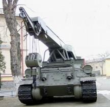 JT 34  (jeřábový tank)
