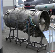 EF 2000 Typhon Moteur Eurojet EJ200