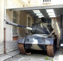Char Moyen M 47 Patton La réole