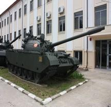 TR580  Tanc Românescu  Bucarest