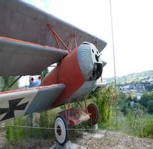 Fokker Dr.I Dreidecker Réplique Rimini
