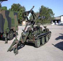 Missile Sol air Hawk  Chenillette Rechargement