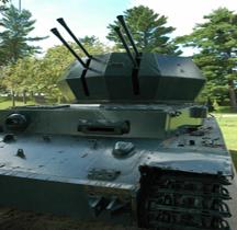 Automoteur DCA Flakpanzer IV Whirlwind