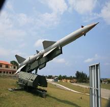 Missile Sol Air SA 2 Guideline S75 Dvina Cuba