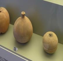 Etrurie Céramique Balsamaire Fruits Ferrare