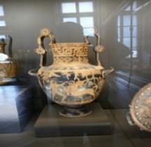 Grande Grèce Campanie Céramique Cratère Cloche Louvre