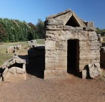 Populonia Nécropole Etrusque