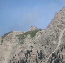 SF Dauphiné SS Hte Durance Cerveyrette Fort du Janus Montgenèvre Hte Alpes