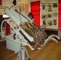 Mitrailleuse Maxim 7.62mm M4M