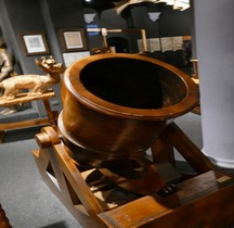 Leonardo da Vinci Bombarde Florence Maquette