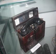 Feldfernsprecher FF 63 Mdle 1938  Saumur