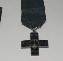 1930 Croce FNAI  Bruxelles