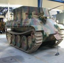 Panther Bergepanther SdkFz 279  Saumur