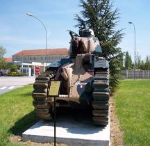 Renault B1 Bis  Mourmelon
