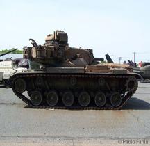 Char Lourd M 60 A2  Shillelagh Aberdeen