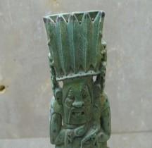 Egypte  Bes Statuette Marseille Vieille Charité