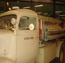 Opel Blitz 4X4 TLF 1543 1035 A Feuerwehr Overloon