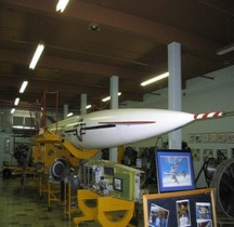 Missile Air Sol AGM-28 Hound Dog