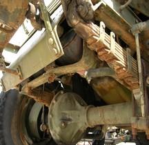 Half track Detail Organes Transmissions Suspensions
