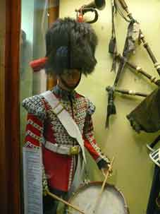 1914 3e Coldstrean Guard  Tambour Bruxelles