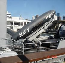 Missile Mer Sol SSM-N-8A Regulus New York