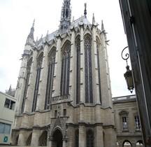 Paris La Sainte Chapelle