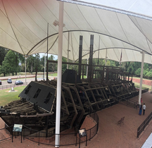 Ironclade 1862  USS Cairo