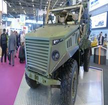 General Dynamics Ocelot light tactical 4x4 Eurosatory 2016