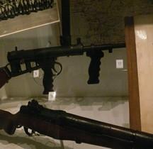 Australie Pistolet Mitrailleur Owen Mk 1 1942 IWM Londres