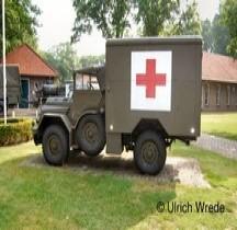 DAF YA 126 GWT Ambulance