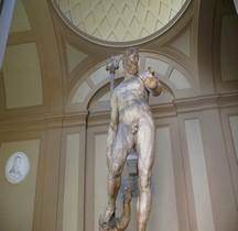 Statuaire Renaissance Nettuno Copie  Bologne Museo Civico