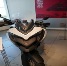 Ducati 2016 1200 Multistrada  Enduro  Bologne
