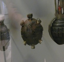 Grenade 1915 Diskuhandgranate Paris
