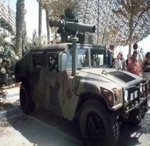 Humvee M966 Espagne