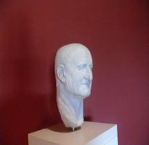 Statuaire 3 Empereurs 1 Vespasien Xanten