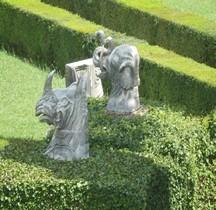 Rome Rione Campitelli Forums Impériaux 5 Forum Trajan  Statuaire Animaux