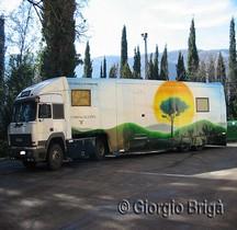 Iveco 190 Centro Mobile Corpo Forestale dello Stat