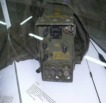 Radio AN-TRC- 7 Saumur