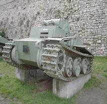 Panzer I Ausf F Belgrade